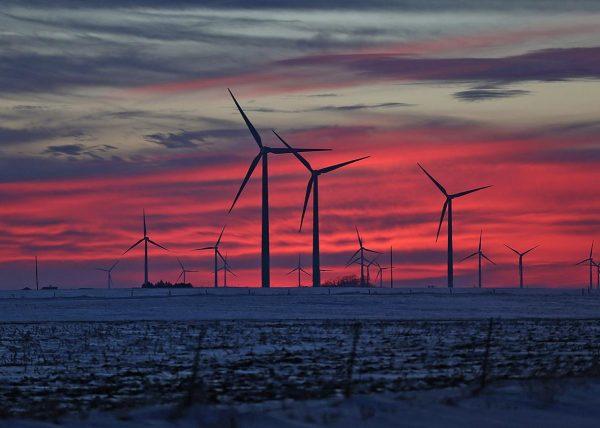 Energia eólica na Europa pode crescer 65% por ano até 2023